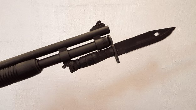 A Pump Shotgun For Home Defense; Is It The Right Choice For You? bayonette
