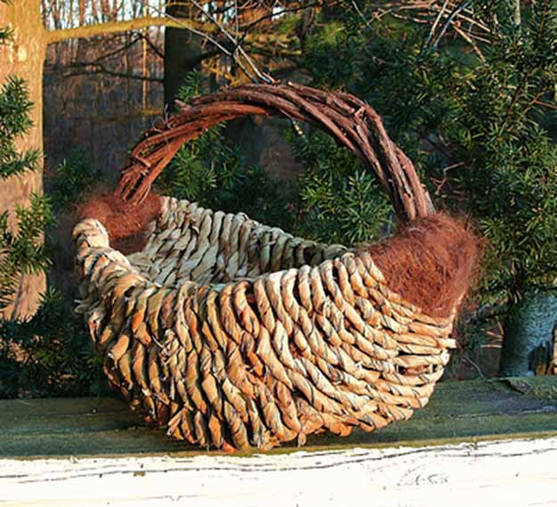 Baskets | Cattails Survival Uses