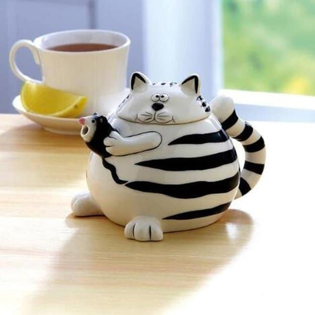 Teapot | 50 Easter Egg Hiding Spots