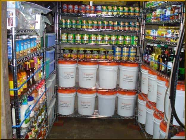 Build Your Own Food And Water Stockpile   How To Survive Epidemics   Survival Life Tips