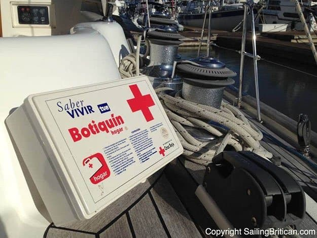Perform First Aid Treatment   9 Shipwreck Survival Skills You Should Know About