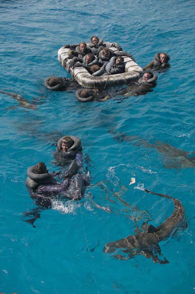 Be Ready To Defend Yourselves | 9 Shipwreck Survival Skills You Should Know About