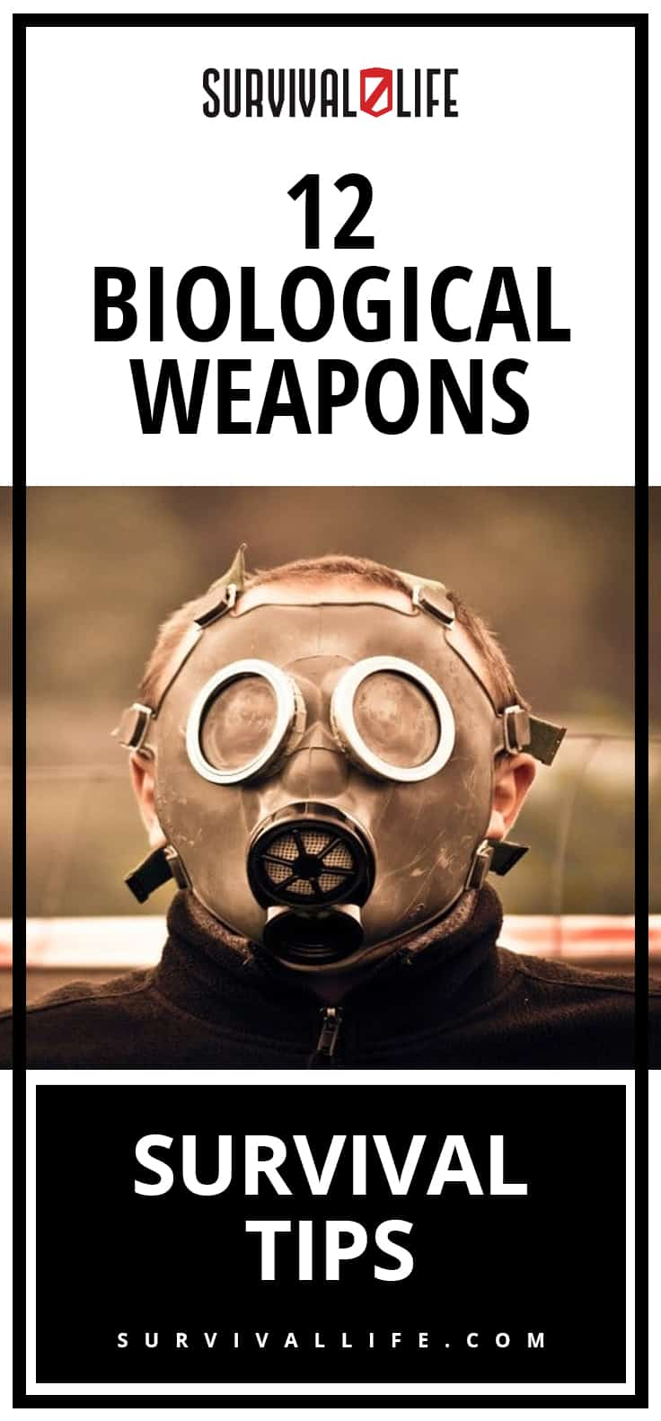 12 Biological Weapons Survival Tips