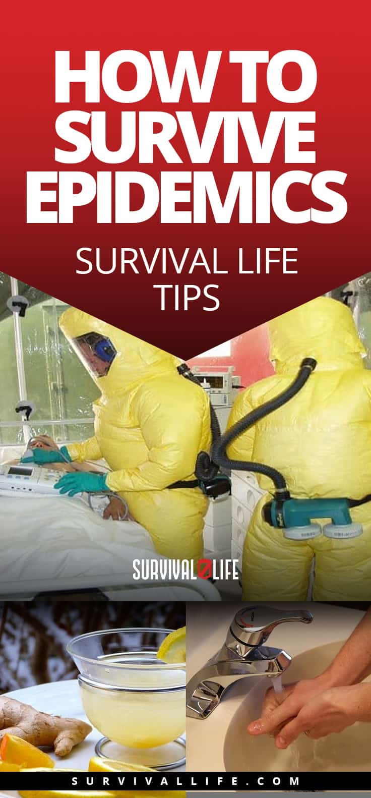 How To Survive Epidemics | Survival Life Tips