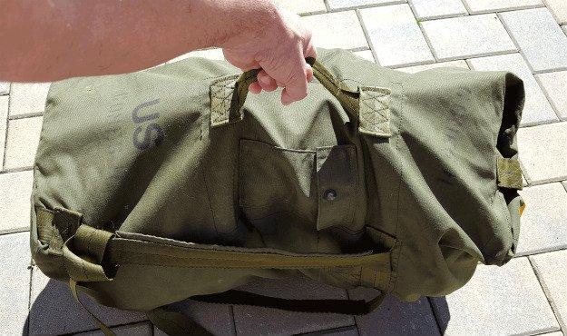 A USGI Sea Bag: The Ideal Vehicle Go Bag For You suitcase