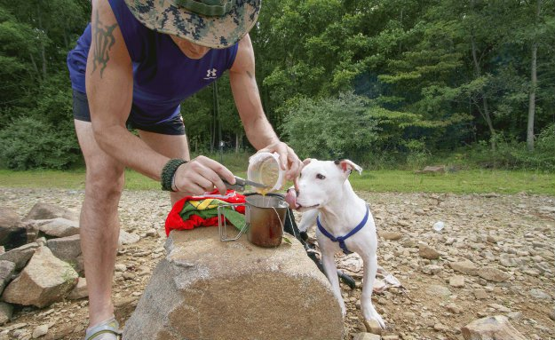 10 Must Have Items You Need When Hiking With Your Dog snacks