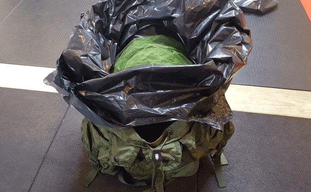 Dry Bag/ Pack Liner | Survival Uses For A Contractor's Trash Bag