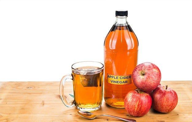Apple Cider Vinegar Steam Treatment | 13 Natural Remedies For Headaches