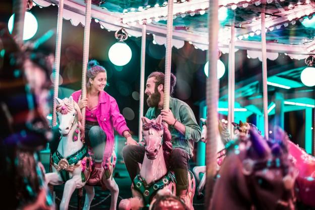 Alternate Between Rides | Amusement Park Accidents Survival Tips