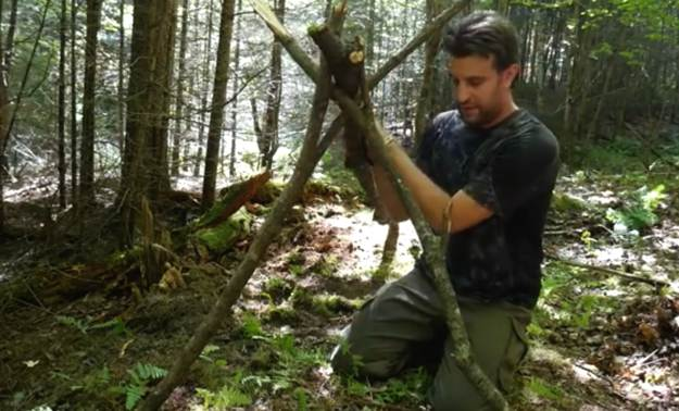 The Framework | Survival Shelters | Create Survival Shelters From Debris