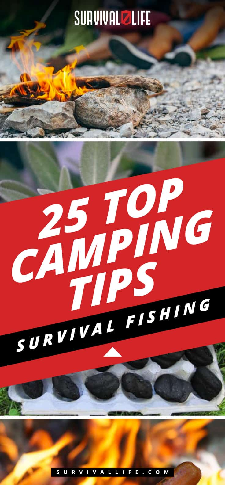 Top Camping Tips I Learned From My Old Man | https://survivallife.com/ingenious-camping-tips-hacks/
