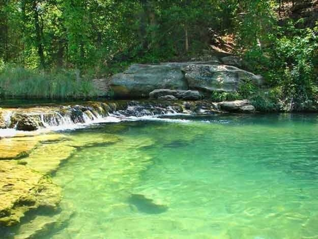 """Camping in Oklahoma 