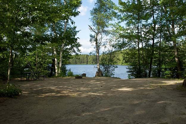 "Camping in Vermont | Ultimate Campgrounds Across The U.S. : State By State List Of America's ""Must See"" Campgrounds"