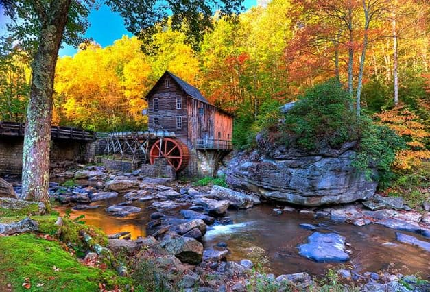 West Virginia Campgrounds In The Fall | Best Campsites Across The U.S.