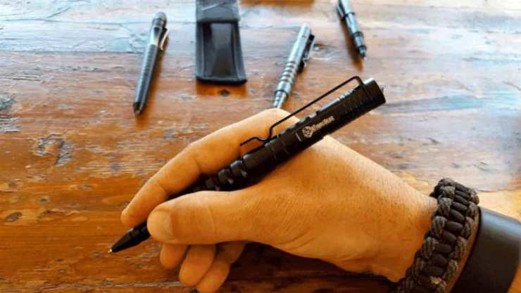 "Holding pen | Tactical Pens: They ""Ain't"" Just For Writing"