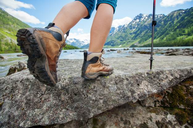 Leave Your Boots On | Survival Skills: Cross Rivers And Rapids Safely