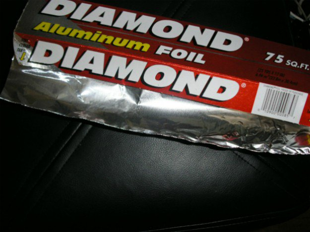 Aluminum Foil | Survival Gear You Can Buy At The Dollar Store
