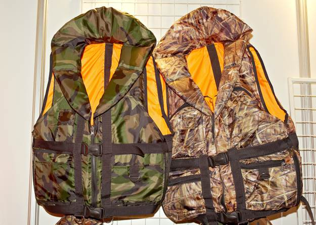 Wear A Personal Floatation Device | Survival Skills: Cross Rivers And Rapids Safely