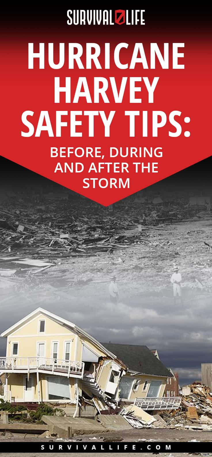 Hurricane Harvey Safety Tips: Before, During and After the Storm
