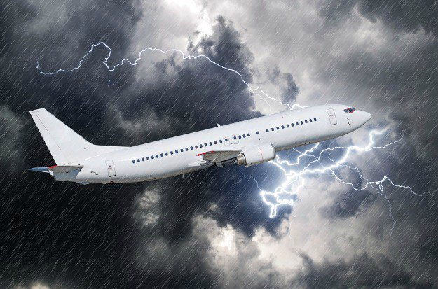 Planes are Struck by Lightning All the Time | Airplane Features | Secrets Flight Attendants Won't Tell You
