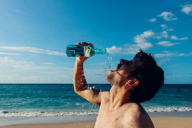 Drink Water | Lost At Sea Survival Guide | 7 Tips And Tricks