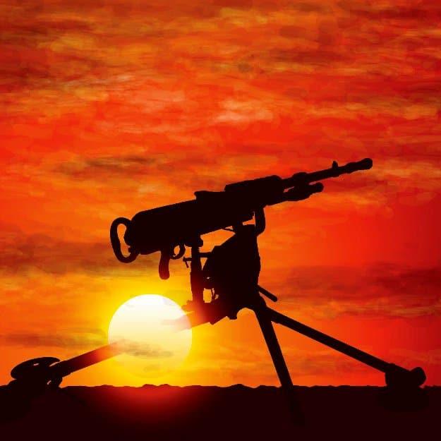 Gun Mount | Ready To Brawl | Doomsday Defense Mods For Your ATV