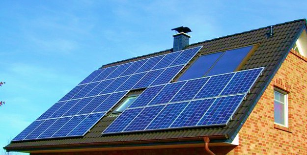 Have Solar Powered Panels Installed | Ways To Cool Your House During A Blackout