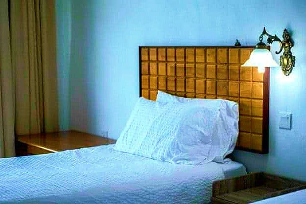 Use Light Colored Cotton Sheets | Ways To Cool Your House During A Blackout