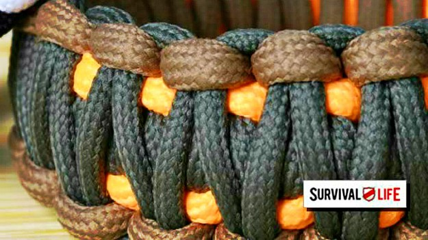 What Is a Paracord? | How to Make a Millipede Survival Paracord Bracelet