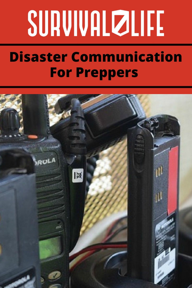 Placard   Disaster Communication For Preppers   Preparedness   communication during emergency situations
