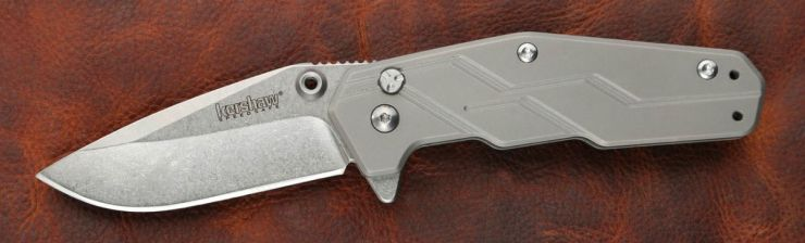Kershaw Dimension | Eye-Catching Folding Hunting Knives