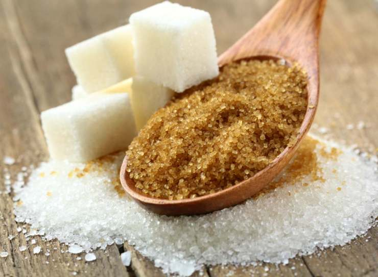Brown and white sugar | Survival Food Items That Will Outlast The Apocalypse
