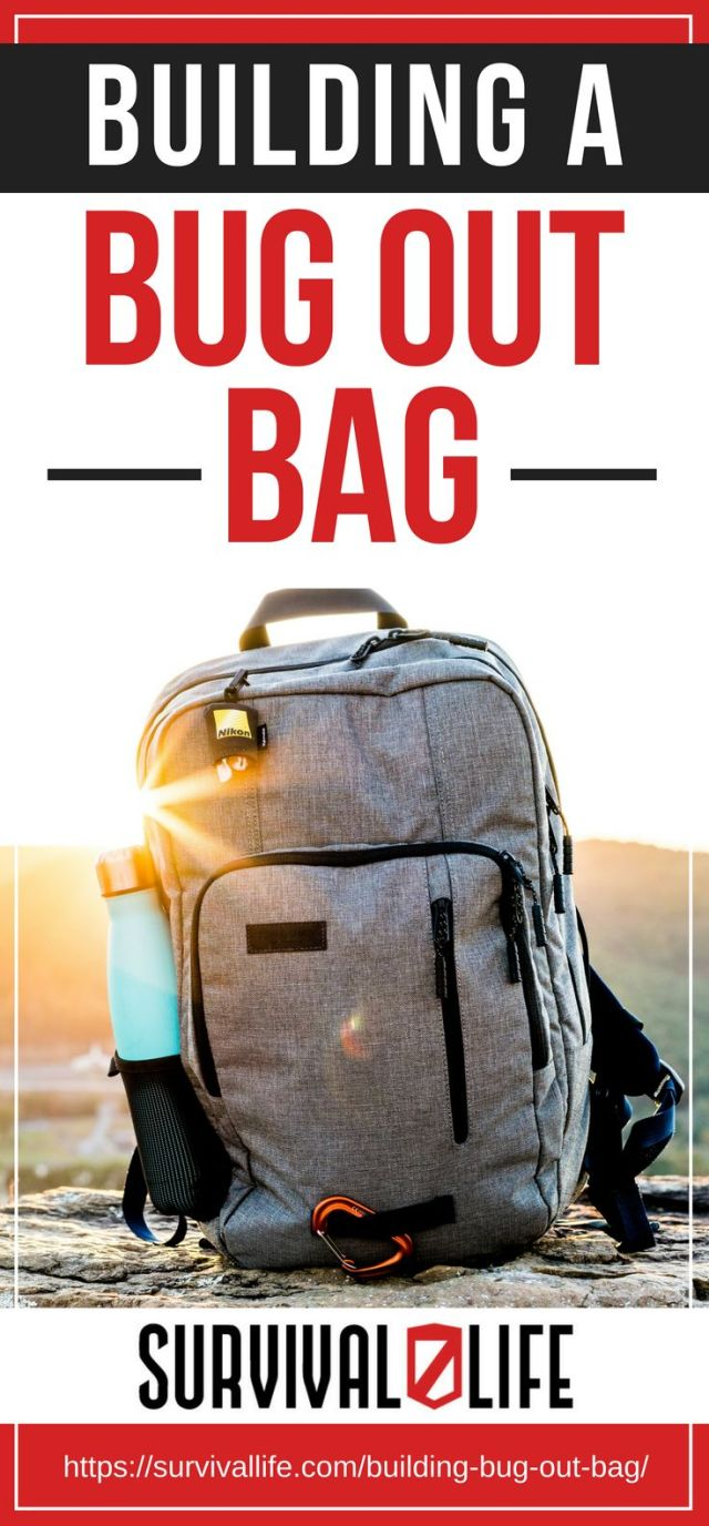 Placard | Survival Bug Out Bag | Building A Bug Out Bag
