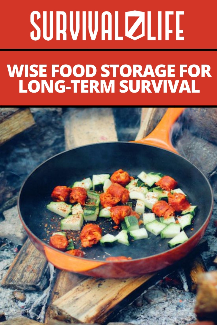 Check out Wise Food Storage For Long-Term Survival at https://survivallife.com/wise-food-storage-survival/