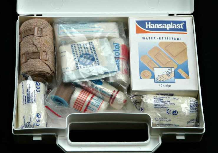 First aid kit luggage case | Flood Survival Tips | How To Survive Before, During, And After A Flood