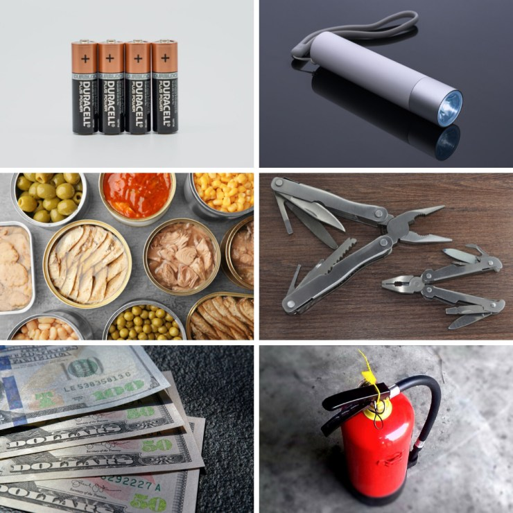 Your 72-Hour Kit | How to Pack an Emergency Survival Kit for Any Disaster