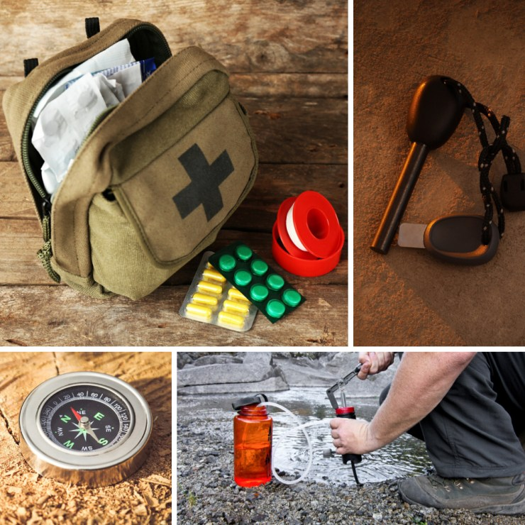 Survival Gear | Essential Supplies and Gear for Camping