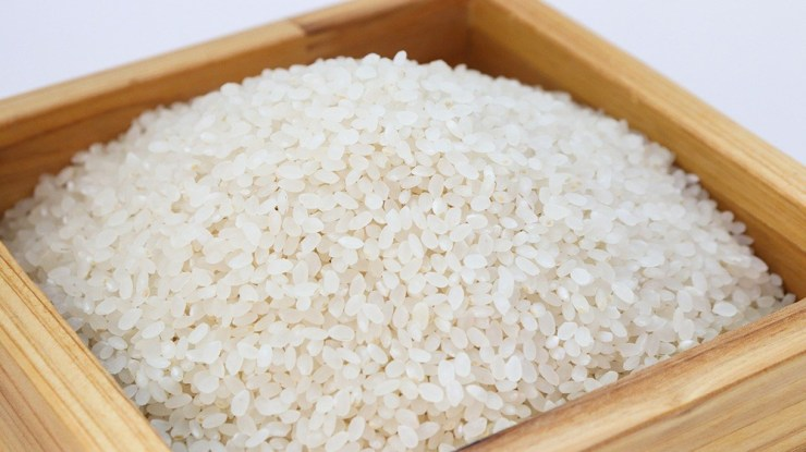 White Rice | Healthy Non-perishable Food Items