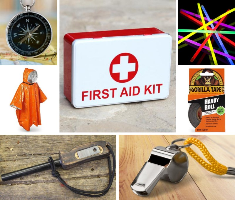 Item Ideas for Children's Survival Kits | How to Build a Children's Survival Kit