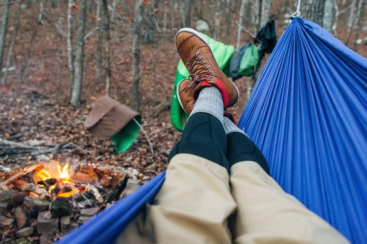 Sleep | How to Setup a Survival/ Hunting Camp