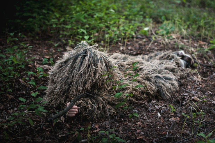 Ghillie Suit | Choosing the Right Survival Clothing