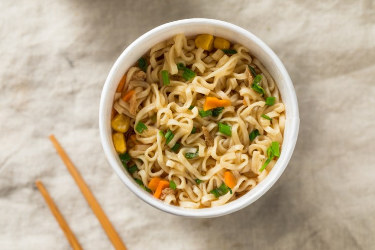 Ramen Noodles | How to Prepare for the Next Food Shortage: What to Stock Up On