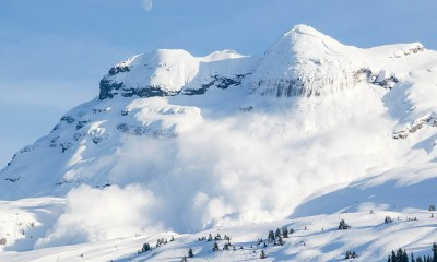 huge real avalanche french alps moon | How to Survive an Avalanche | Emergency Preparedness | Featured