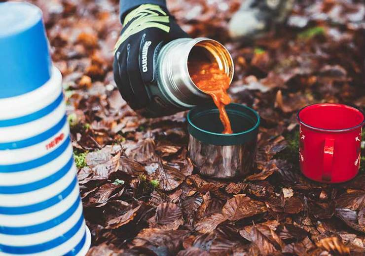 camping food | backpacking checklist