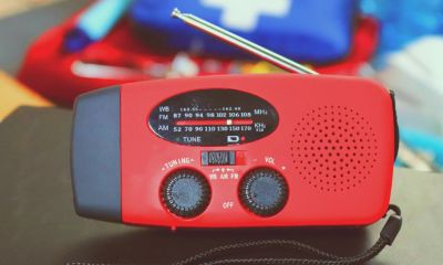 A radio is essential to receive emergency information. Any hand-cranked or battery | Emergency Weather Radios | Featured