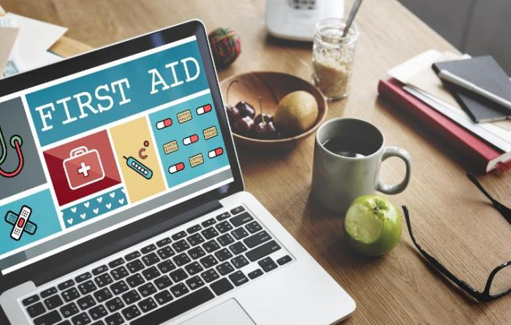 First Aid Kit Health Concept-First Aid Kit