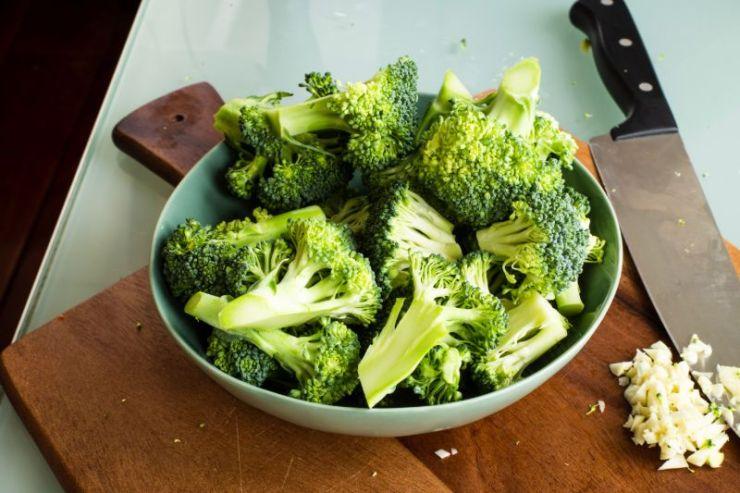 Broccoli | Storing food