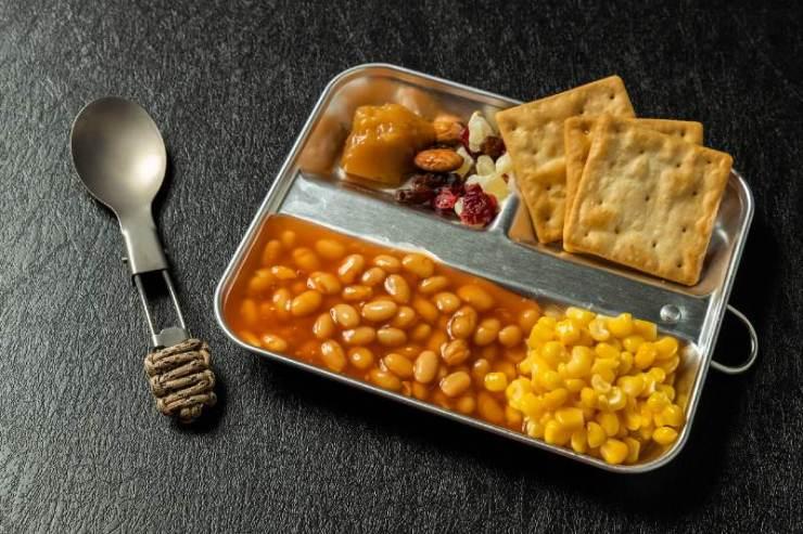 Military Combat Ration Food Set-DIY MREs