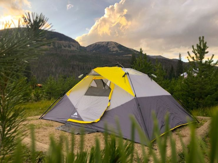 Tent | Essential Camping Gear