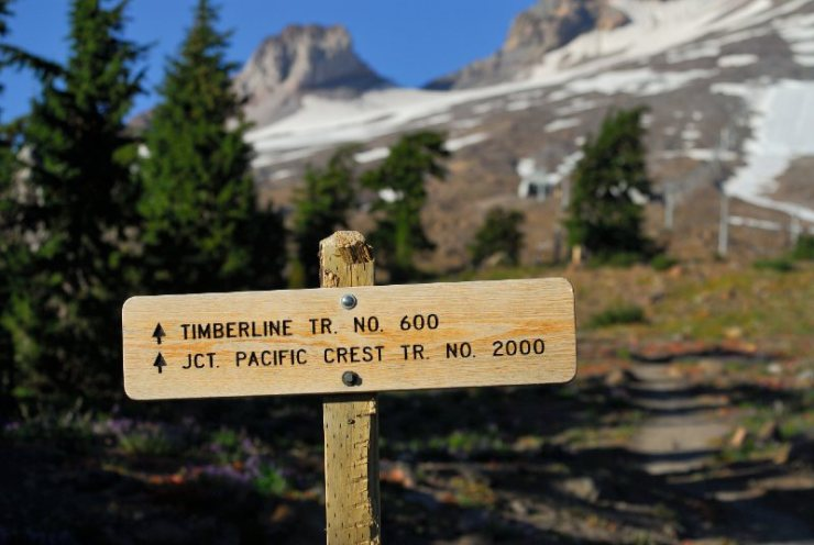 Timberline trail and Pacific Crest trail, Oregon, USA Pacific Northwest-best hiking trails